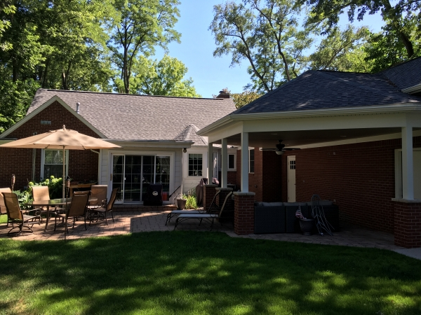 Contact Us Today To Get Started On Your Metro Detroit Roofing Project!