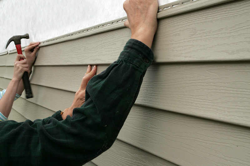 West Bloomfield Gutter & Siding Installation | Cornerstone Roofing - siding
